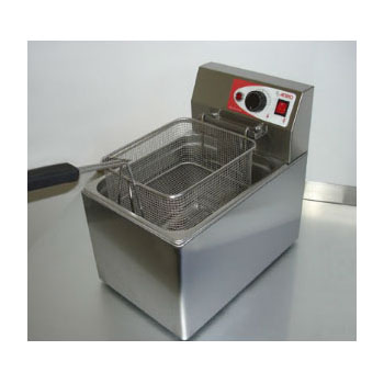 Stona friteza električna sef 1