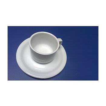 šolja za kafu sa tacnom 180 ml fr-24
